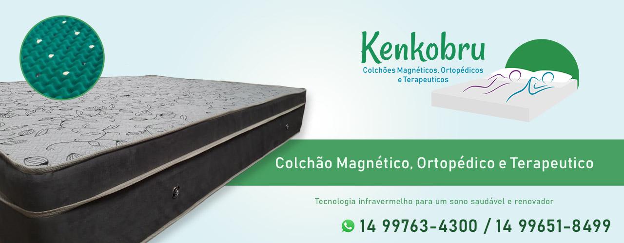 KenkoBru Colchões Banner 1